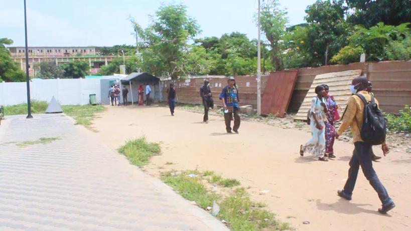 UCAD : des étudiants plongés dans une inquiétude profonde suite à l'agression mortelle de leur camarade