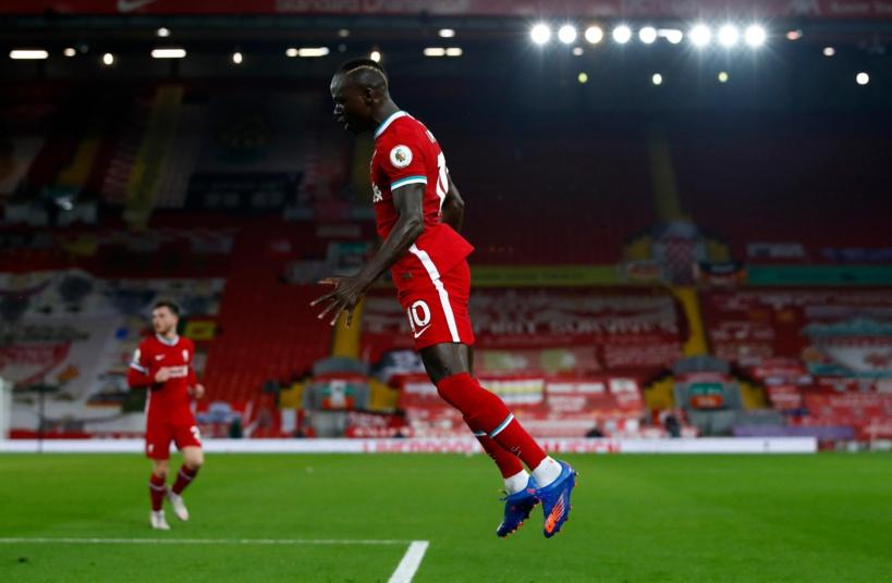Liverpool-Arsenal: Sadio Mané inscrit son 3e but de la saison