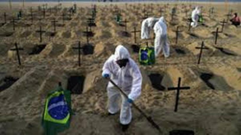 Coronavirus dans le monde : 292 morts aux Etats-Unis, 777 en inde et 317 au brésil en 24h