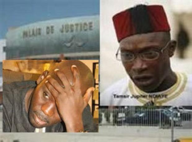 Camp pénal : Babacar Touré, président du CNRA réconforte Cheikh Yérim et Jupiter Ndiaye