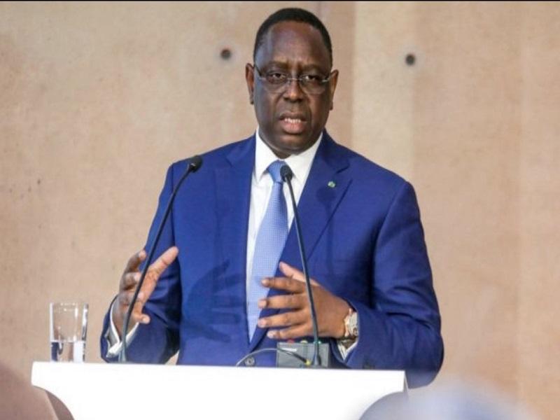"""DIRECT - Conseil présidentiel : """"Il faut que les Africains participent dans l'élaboration des stratégies"""", affirme Macky Sall"""