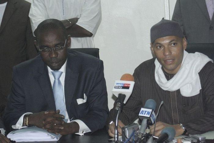 Interdits de sortir du territoire, Karim Wade et compagnie piégent le procureur