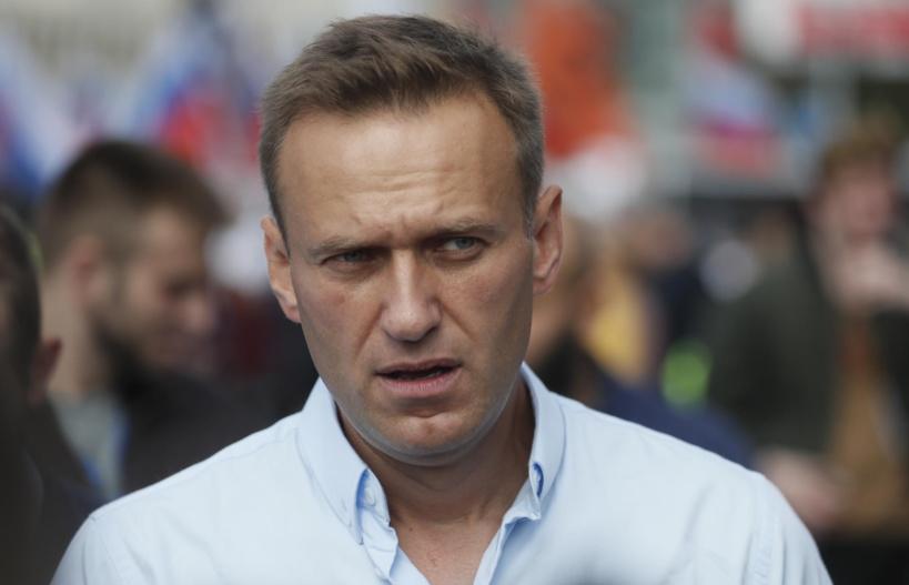 L'opposant Alexeï Navalny accuse Poutine d'être «derrière» son empoisonnement