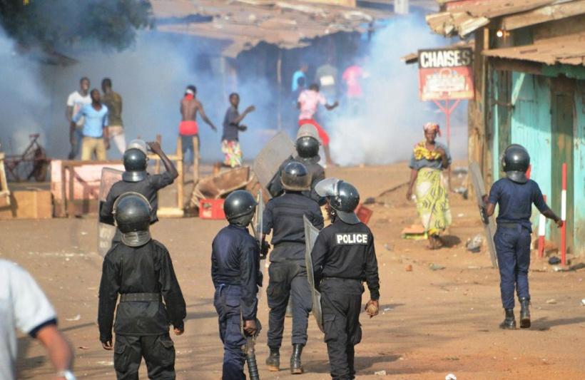 Guinée Conakry :  50 personnes tuées en toute impunité (Amnesty)