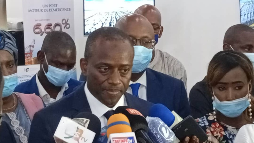Lancement emprunt obligataire pour Construction nouveau Port de Ndayane : Aboubacar Sedikh Beye la pose de la première pierre pour début 2021