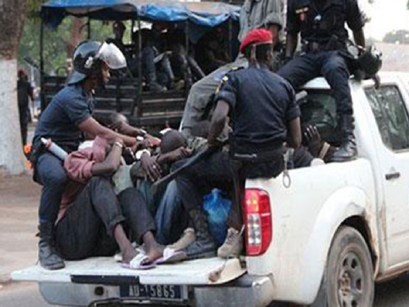 Usurpation d'identité: un faux proche du procureur Alioune Ndao et son complice arrêtés