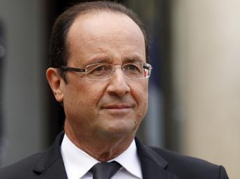 François Hollande doit se rendre en Algérie pour une visite de deux jours. REUTERS/Benoit Tessier