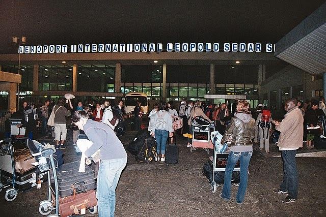 Les vendeurs à la sauvette et les ordures à l'aéroport : Thierno Alassane SALL dénonce