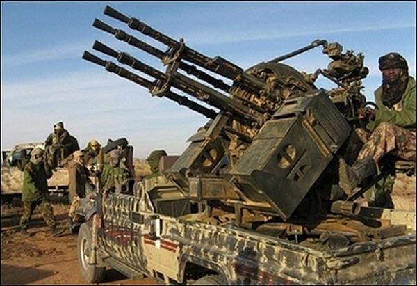 RCA: l'armée tchadienne en renfort des troupes centrafricaines face à la rébellion