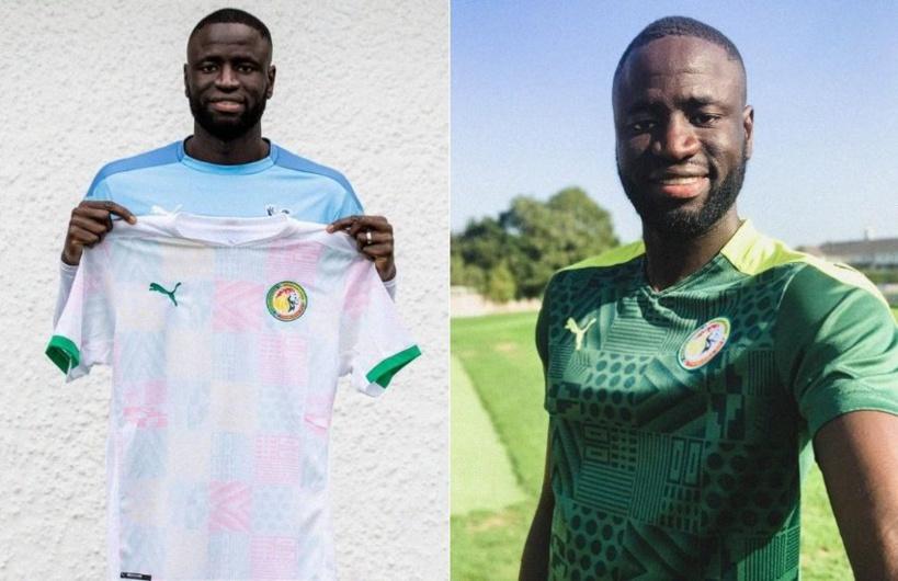L'équipementier Puma présente les nouveaux maillots de l'équipe nationale du Sénégal