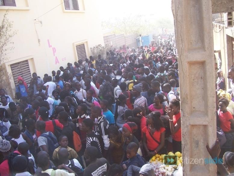 Remous dans le système éducatif : Le cusems en débrayage, Gaston Berger dans la rue, Ucad tempère
