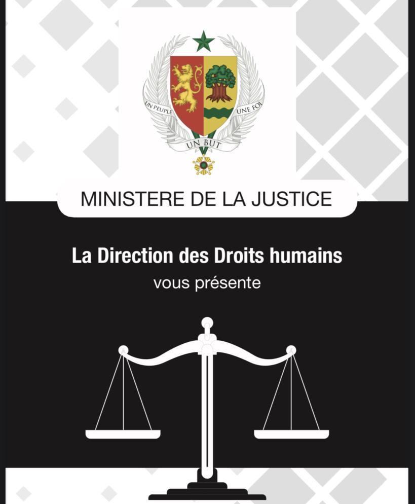 Procédure contre Teliko: le Directeur des Droits humains du ministère de la Justice justifie tout dans un document