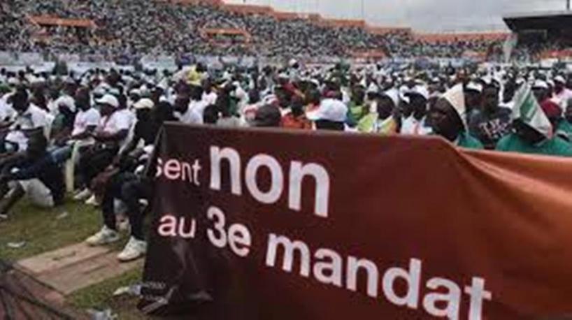 Pour son premier grand meeting, l'opposition ivoirienne présente un front uni contre Ouattara
