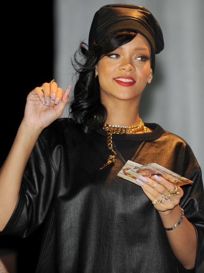 A quoi ressemble l'appart de Rihanna ?