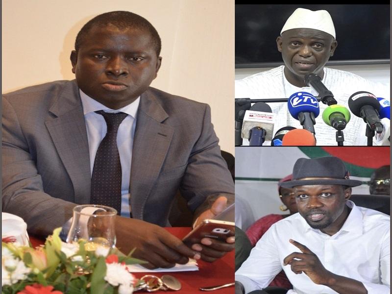 «Ousmane Sonko voulait amener Macky Sall à tordre la main des magistrats en charge de l'affaire Tahibou Ndiaye », selon Cheikh Issa Sall