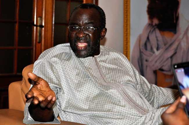Ecarté du poste de premier Vice-président l'Assemblée nationale: Cissé Lô touche le fond de l'abîme