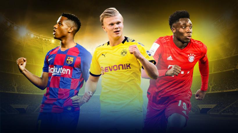 Golden Boy 2020: Tuttosport dévoile la liste des 20 finalistes