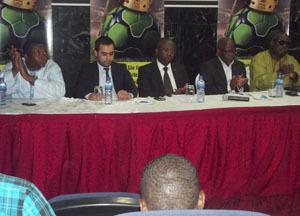 Glo-CAF Awards :  le onze africain