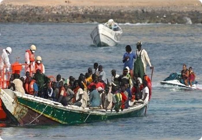 Emigration clandestine: encore des candidats et leur pirogue interceptés à Kebemer
