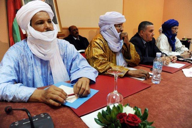Mali : réunis à Alger, le MNLA et Ansar Dine s'accordent sur l'idée de discuter avec Bamako
