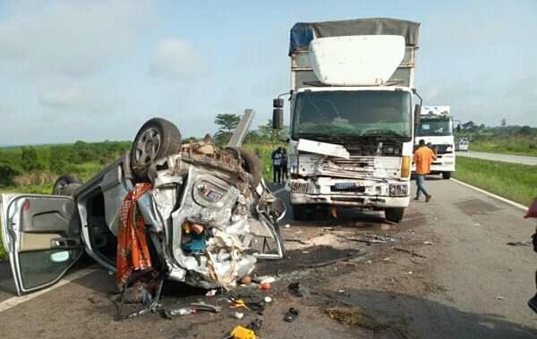 Axe Fatick-Kaolack: un violent choc frontal entre un véhicule 4X4 fait 5 morts et plusieurs blessés graves