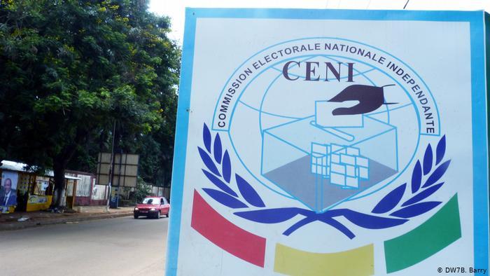 Guinée: dissensions au sein de la CENI à la veille de l'élection présidentielle