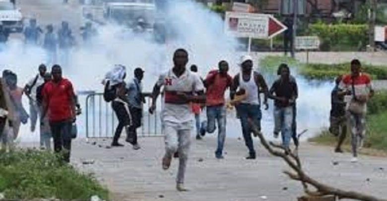 Côte d'Ivoire : L'interdiction de manifestations prolongée jusqu'au 1er novembre