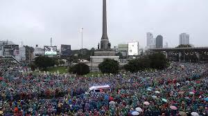 Nouvelle démonstration de force du mouvement pro-démocratie en Thaïlande