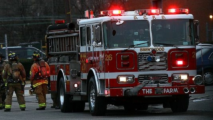 Nouveau drame des armes à feu aux Etats-Unis: des pompiers pris pour cible par un tireur