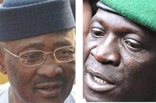 Amadou Haya Sanogo et Amadou Toumani Touré : Se ressemblent mais ne s'assemblent pas