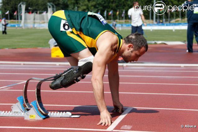 2012 - Oscar Pistorius, celui qui a transcendé le handicap