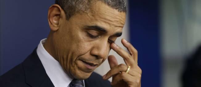 Les Etats-Unis à 5 jours du crash dans le «mur budgétaire»: Obama interrompt ses vacances