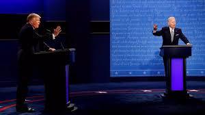 Présidentielle américaine : des micros coupés lors du prochain débat Trump - Biden
