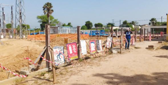Projet Energie OMVG au Sénégal: les travaux réalisés à plus de 95 %