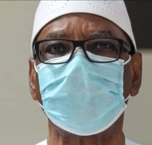 Mali : IBK est rentré à Bamako, après un séjour aux Émirats Arabes Unis