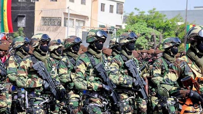 Le Sénégal aura bientôt son Ecole de guerre !