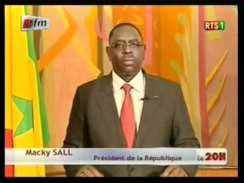 Biens mal acquis : « Les audits et enquêtes seront rigoureusement menés à leur terme » (Message de nouvel An de Macky SALL)