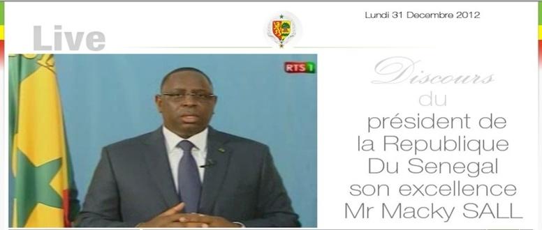 Crise dans le système éducatif : Le président annonce des concertations à partir de ce mois