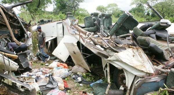 Réveil macabre ce 1er janvier : Un accident fait 18 morts sur la route vers Touba