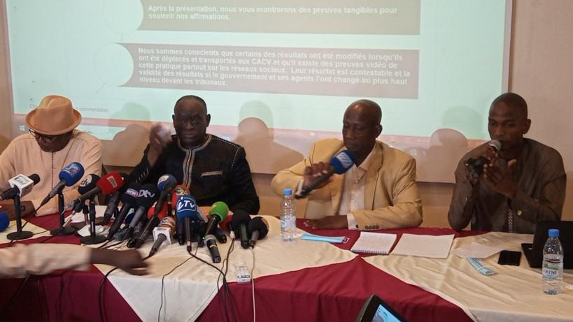Dakar: les membres de l'UFDG parlent de 240 morts en Guinée (vidéo)