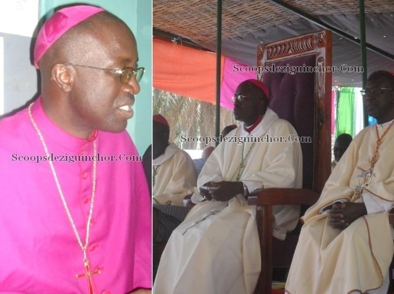 Paix en Casamance : C'est une question de volonté selon l'évêque de Ziguinchor