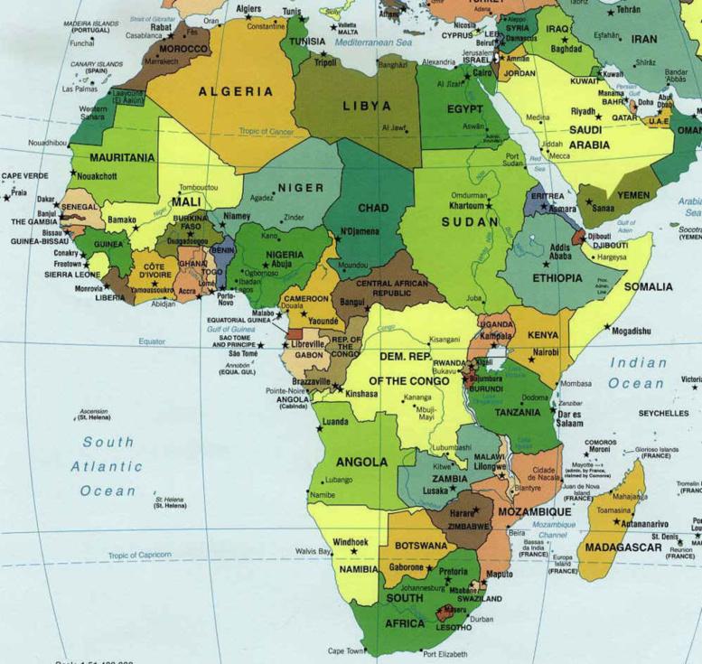 L'Afrique évaluée…