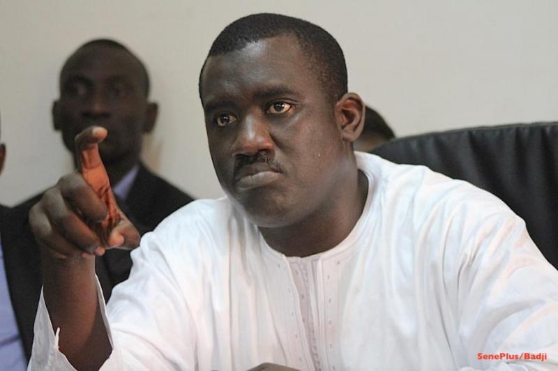 Moussa Tine annonce sa candidature à la mairie de Thiès