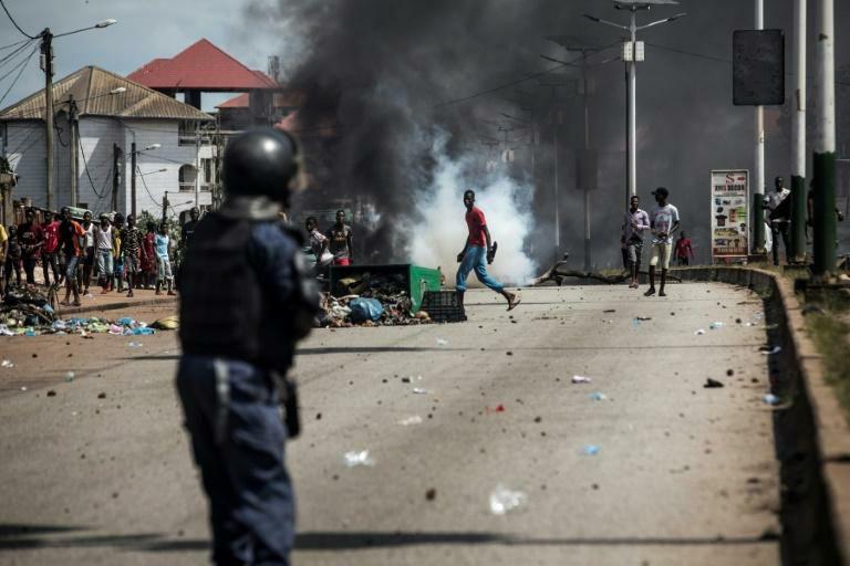 Les terribles révélations d'Amnesty sur la répression sanglante en Guinée