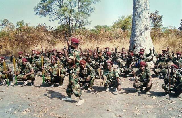 RCA: à Damara, ville désertée par ses habitants, les militaires tchadiens occupent le terrain