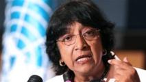 60 000 morts en Syrie: l'échec de la communauté internationale fait «honte» selon Navi Pillay