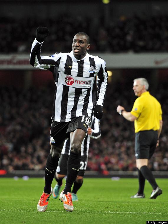 Transferé à Chelsea, les buts de Demba Ba en Premier league en vidéo