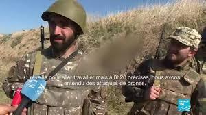 Dans le Haut-Karabakh, des civils arméniens devenus combattants du jour au lendemain
