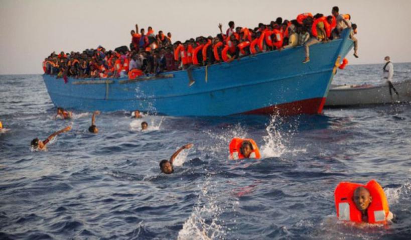 Méditerranée : 11 migrants morts noyés au large de la Libye