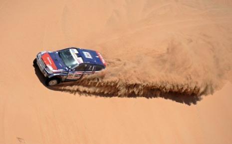 Le Dakar-2013 s'élance depuis le Pérou